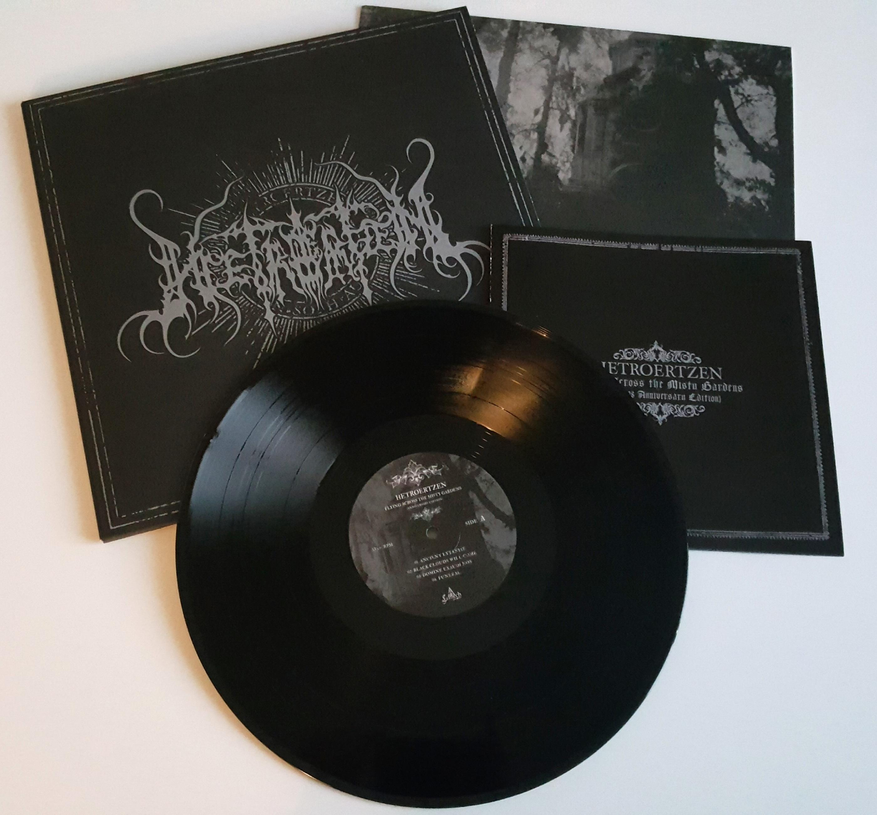 black LP 2