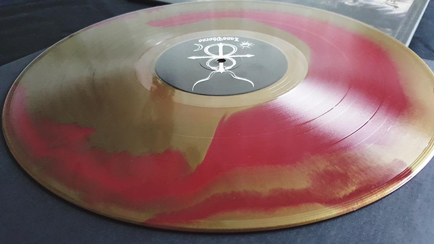 Coloured LP