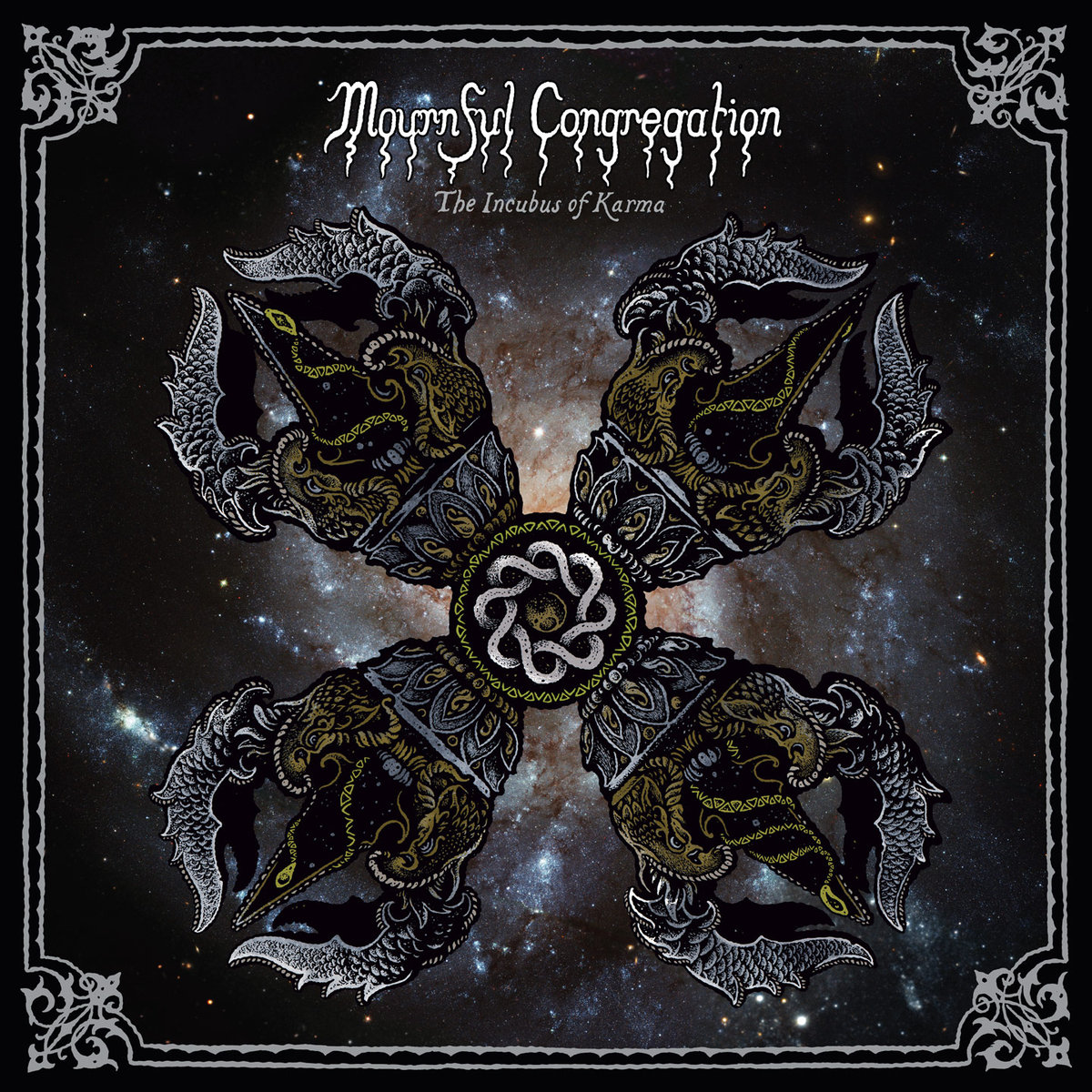 MOURNFUL CONGREGATION - The Incubus of Karma - Ltd Gatefold Double LP