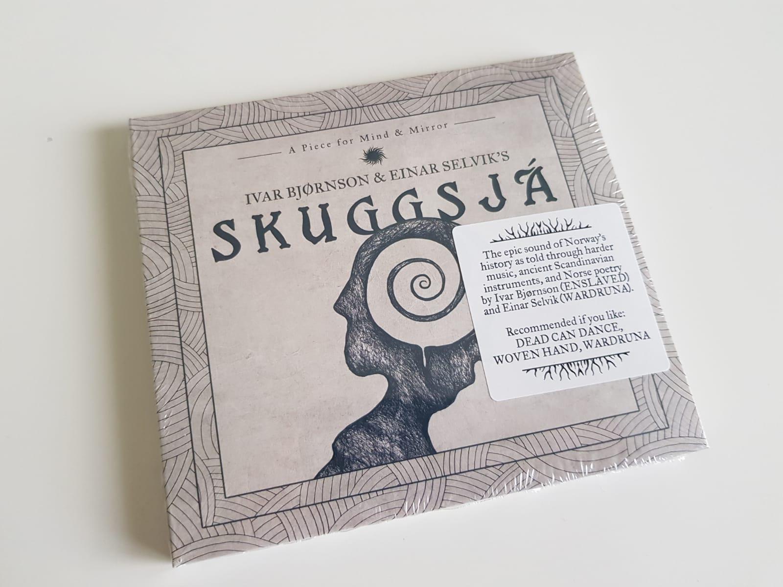"""IVAR BJØRNSON & EINAR SELVIK – """"Skuggsjá"""" Digipack CD"""