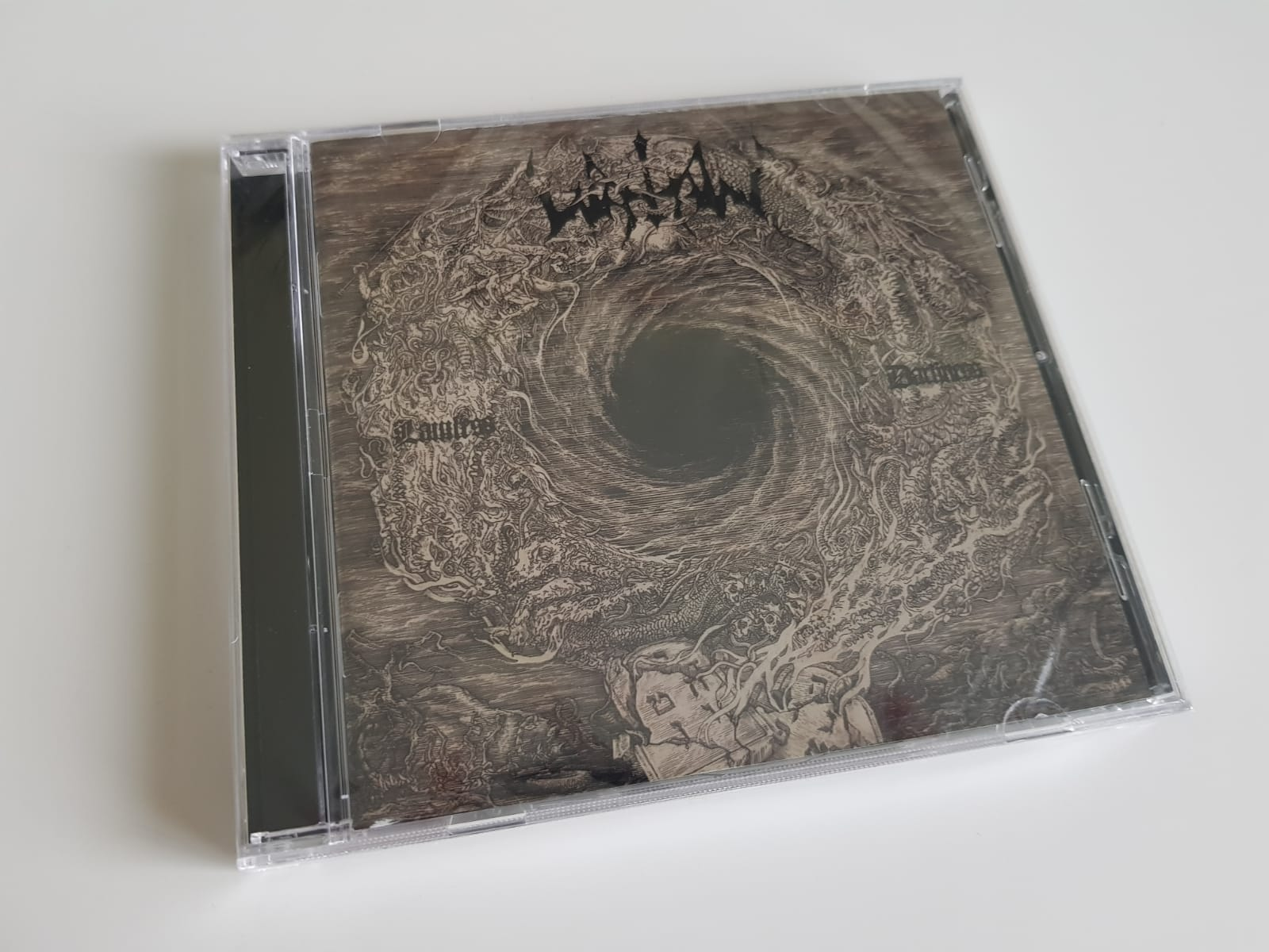 "WATAIN – ""Lawless Darkness"" CD"