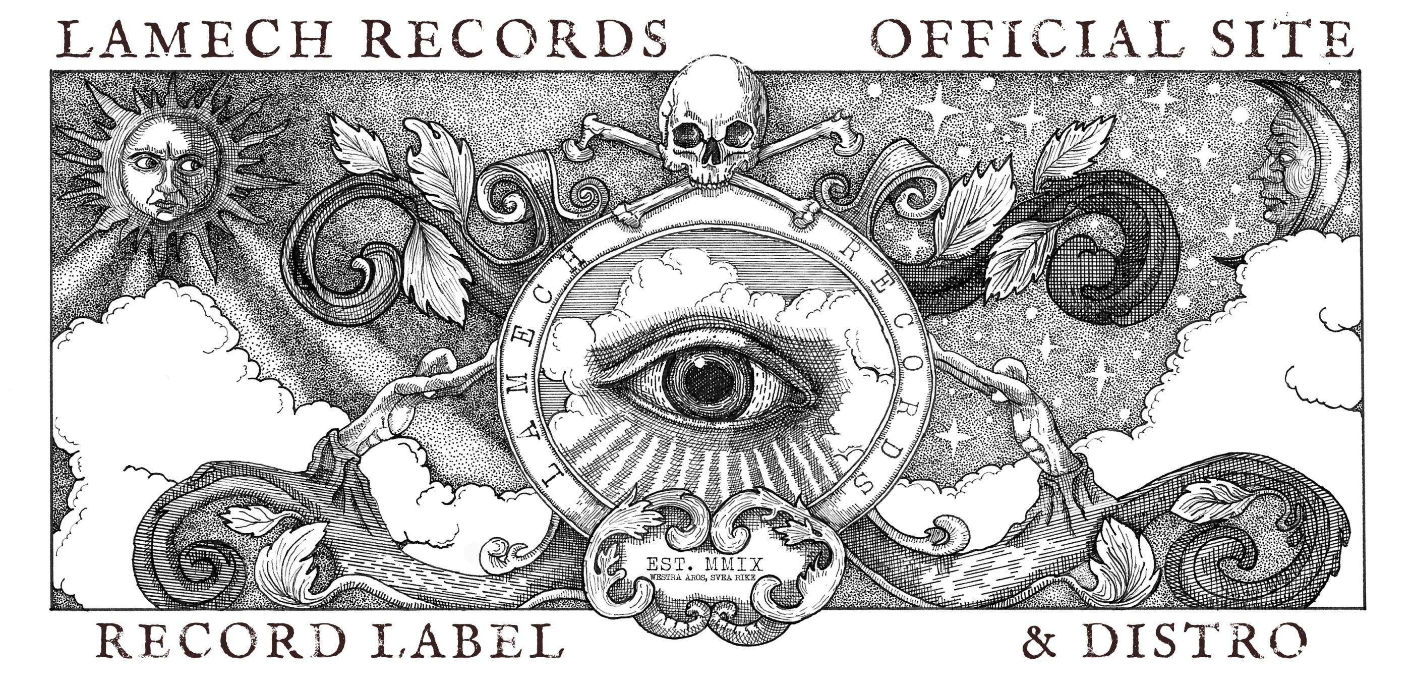 LAMECH RECORDS est 2009 v2