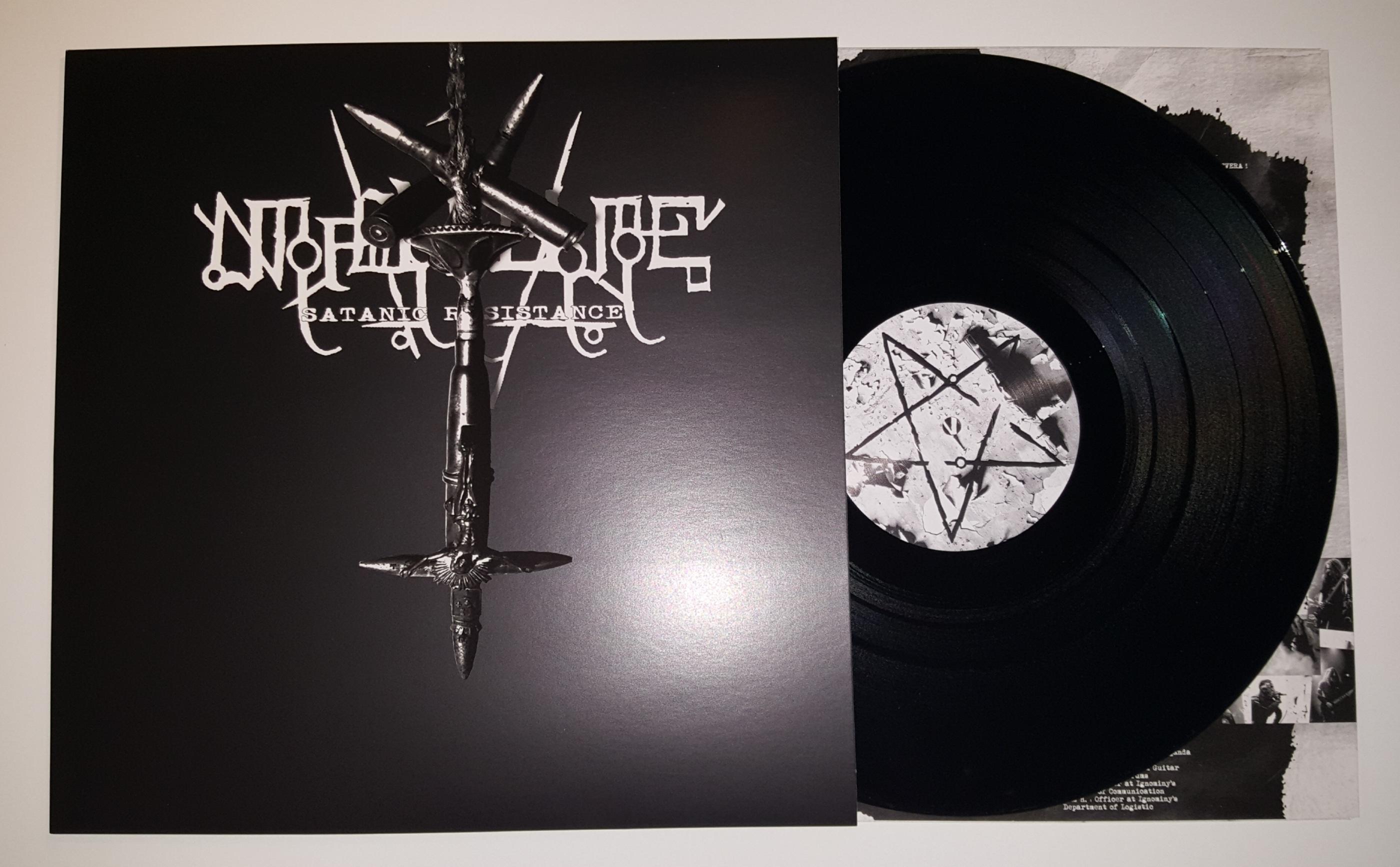 MALHKEBRE-Satanic Resistance-LP