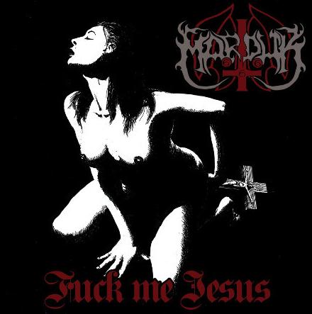 "MARDUK Fuck me jesus 12"" LP"
