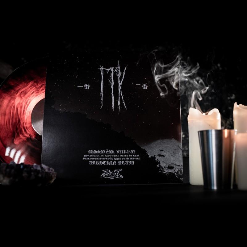 "ARKHTINN - 最初の災害 12""LP  (1)"