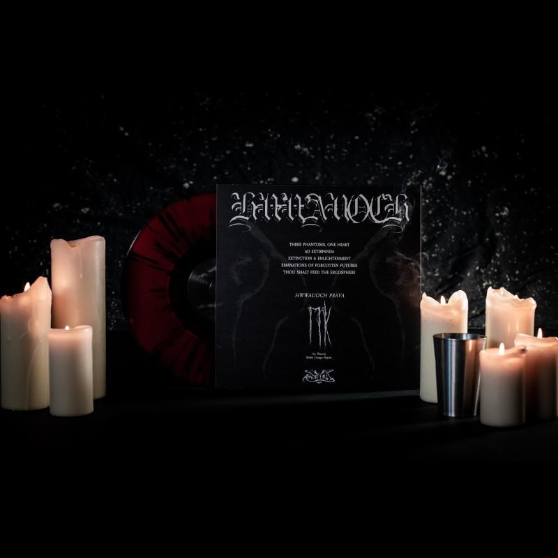 """HWWAUOCH - s/t 12""""LP"""