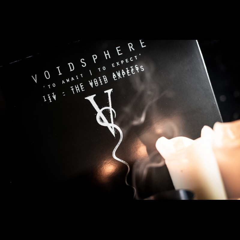 "VOIDSPHERE - To Await | To Expect 12""LP"