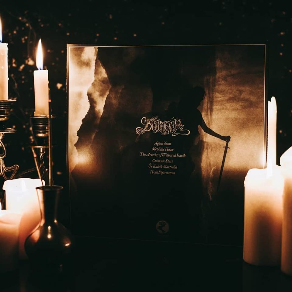 SINMARA – Hvisl Stjarnanna Gatefold LP