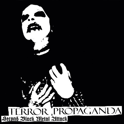 CRAFT - Terror, Propaganda - Second Black Metal Attack CD