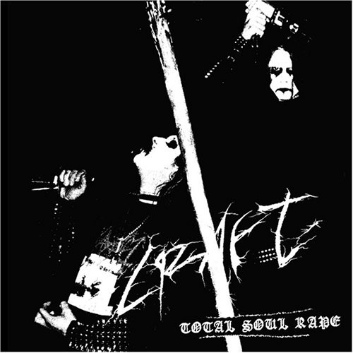 CRAFT - Total Soul Rape CD DIGIPAK
