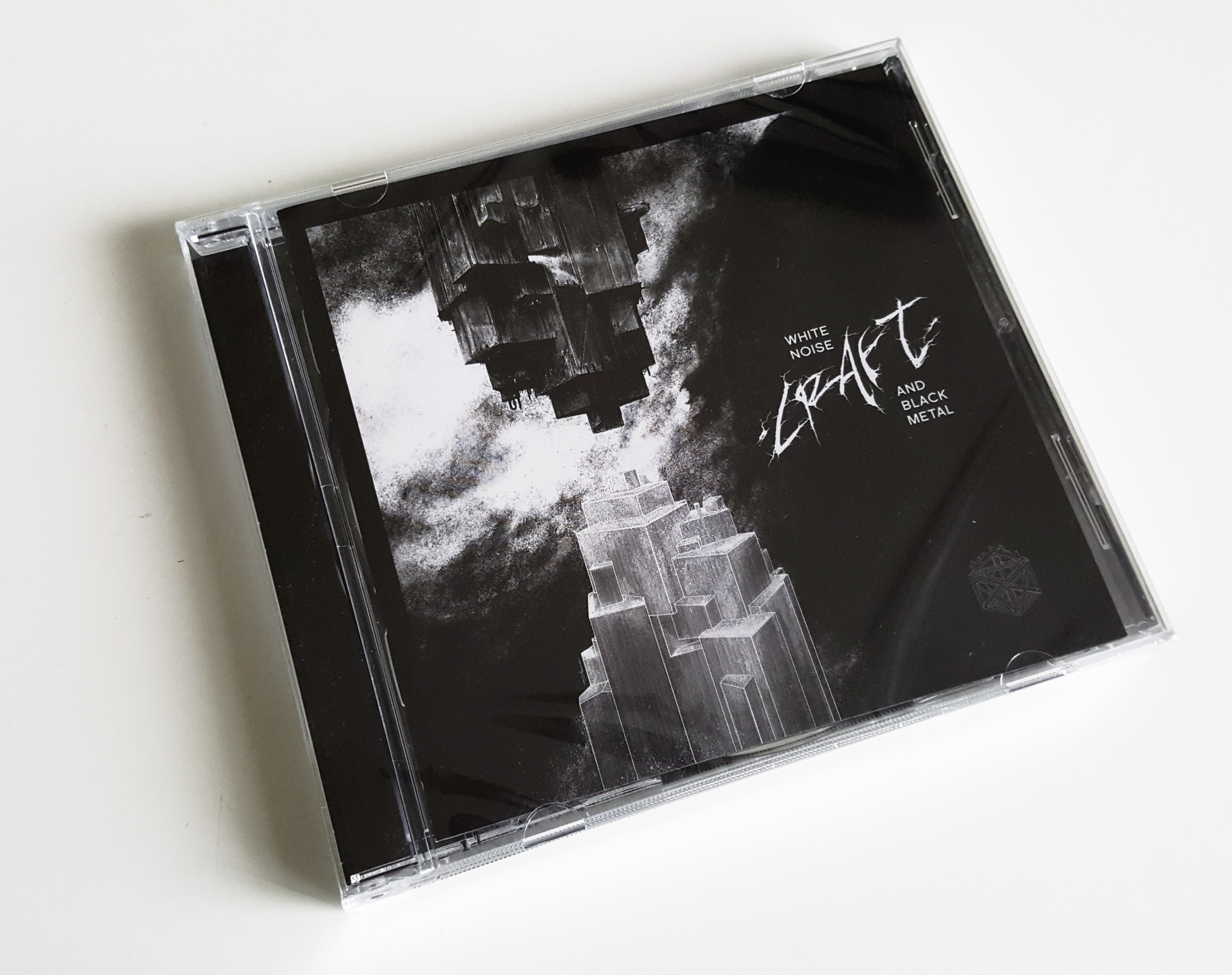 "CRAFT – ""White Noise And Black Metal"" CD"