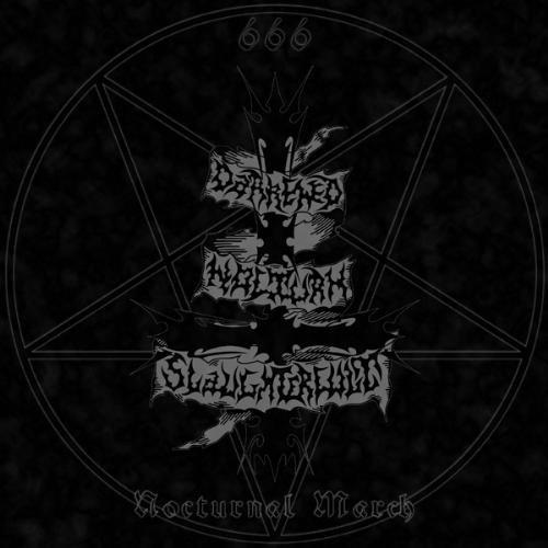 DARKENED NOCTURN SLAUGHTERCULT - Nocturnal March Gatefold LP