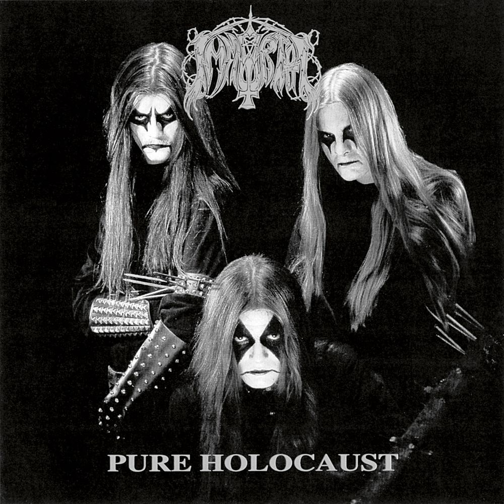 IMMORTAL - Pure holocaust CD