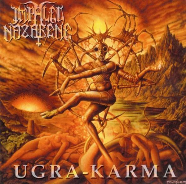IMPALED NAZARENE - Ugra-Karma (Rerelease) CD+ 2 bonus