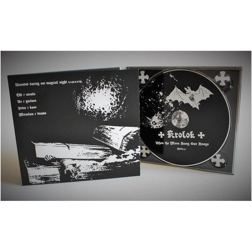 KROLOK - When The Moon Sang our Songs Digi CD