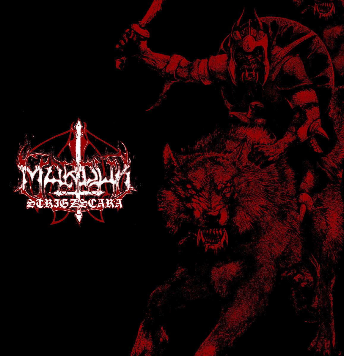 MARDUK - Strigzscara - Warwolf Digi CD