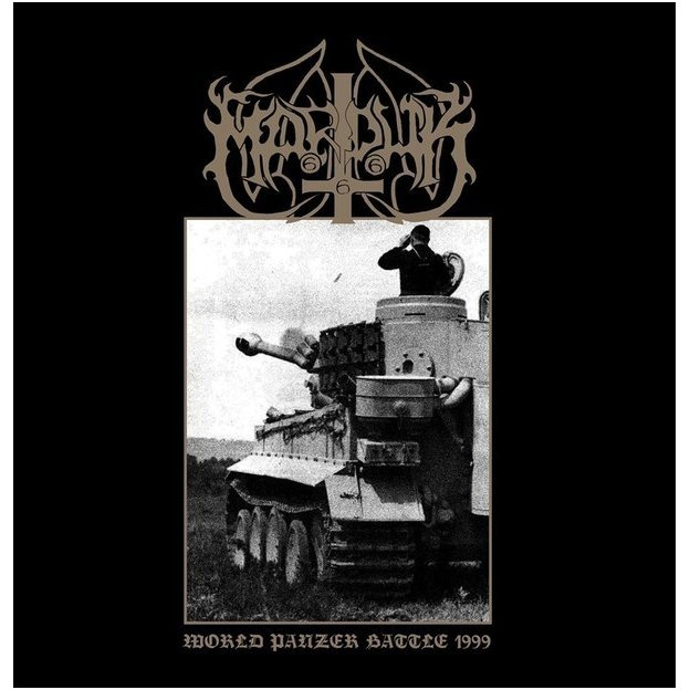 MARDUK - World Panzer Battle Digi CD