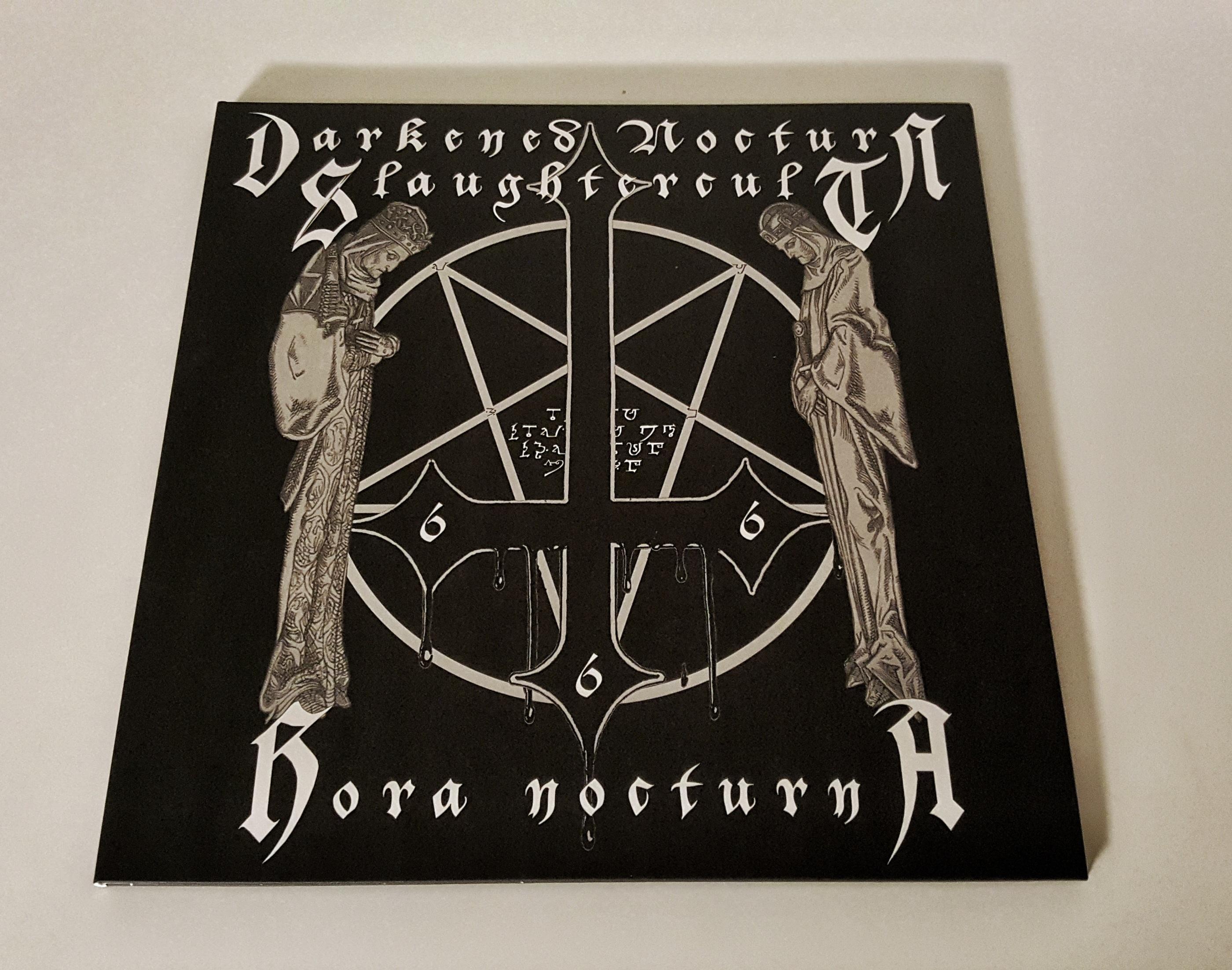 DARKENED NOCTURN SLAUGHTERCULT - Hora Nocturna Gatefold LP