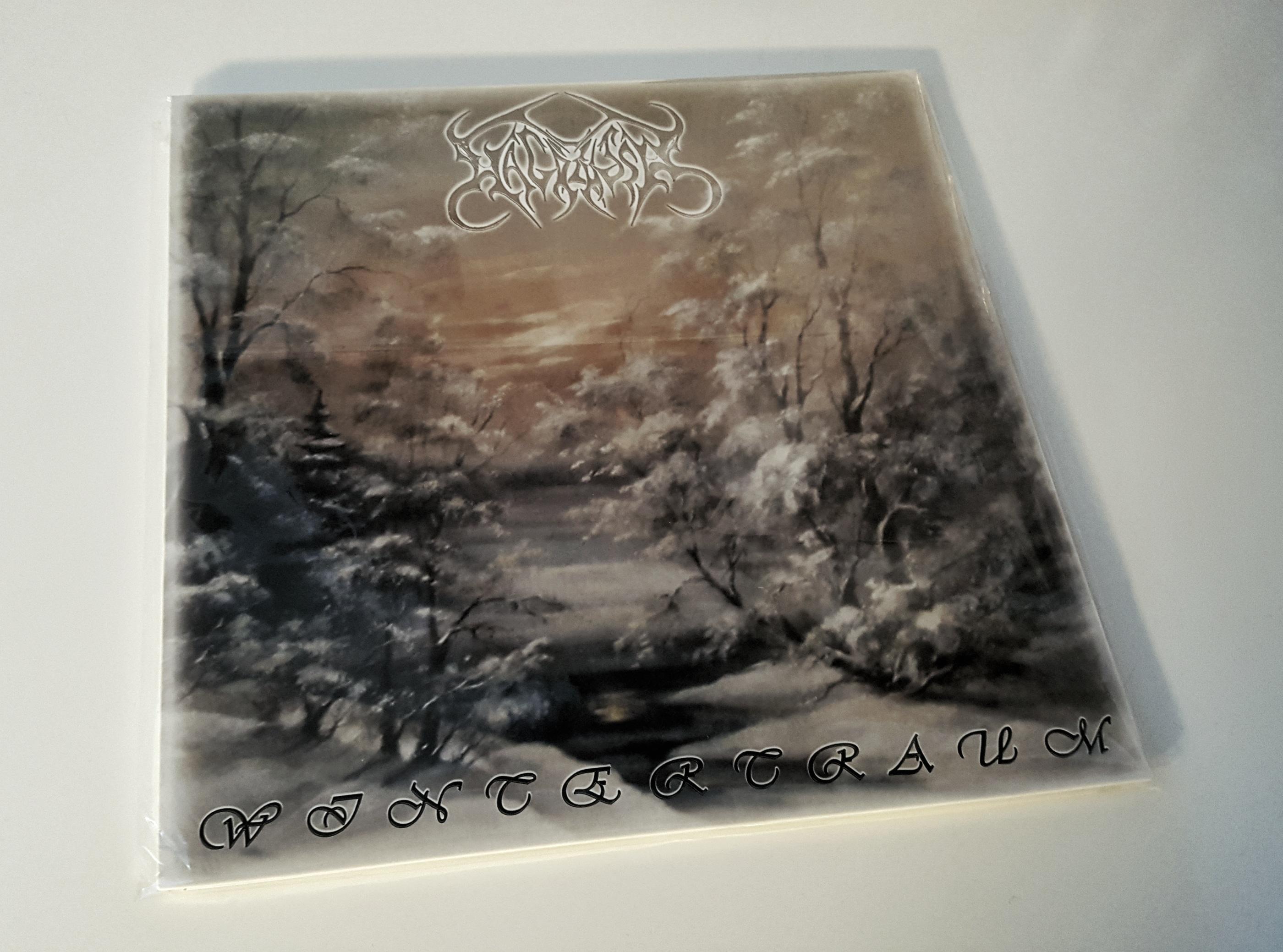 """HAGAZUSSA – Wintertraum 12""""LP"""