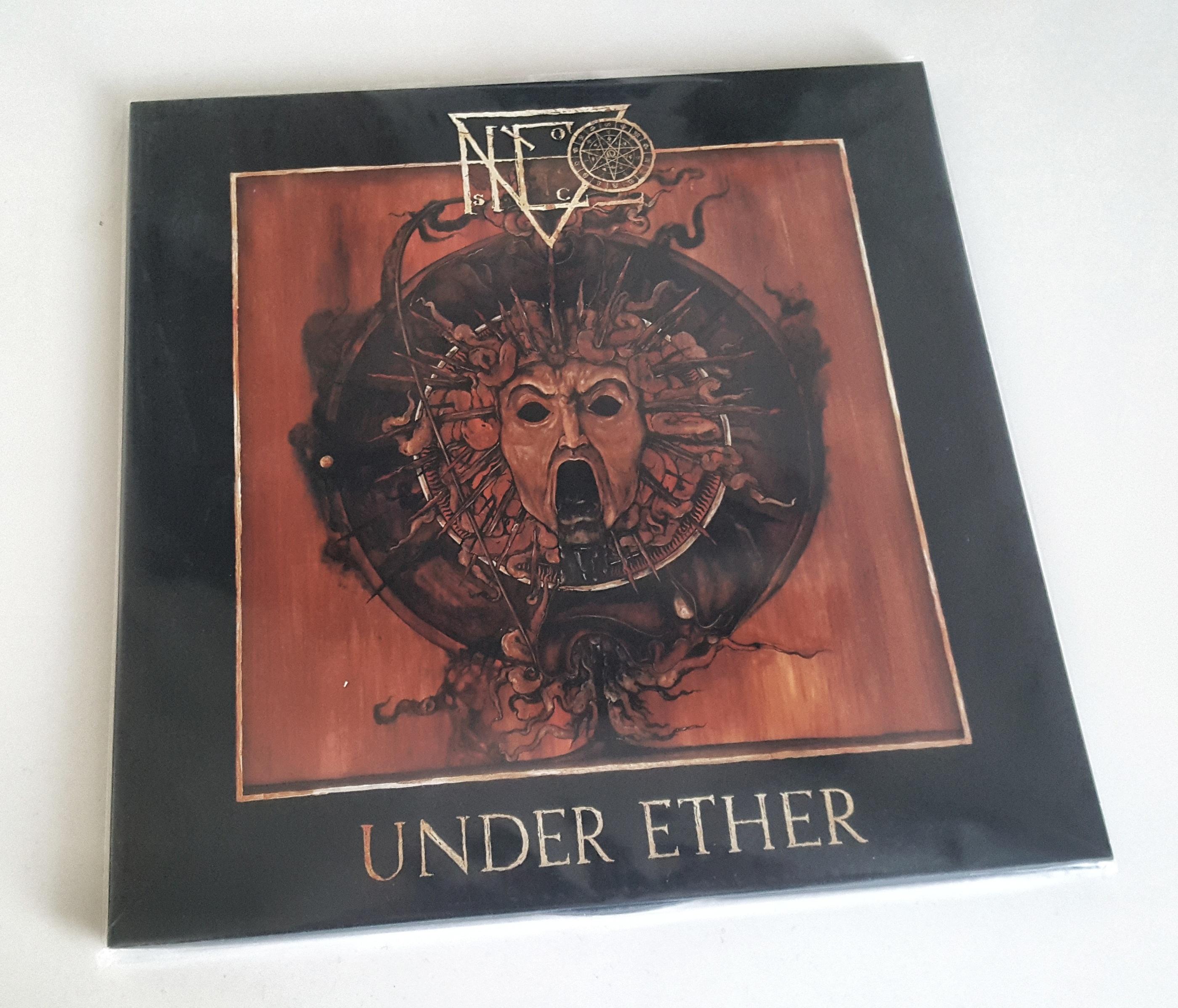 under ether ascension