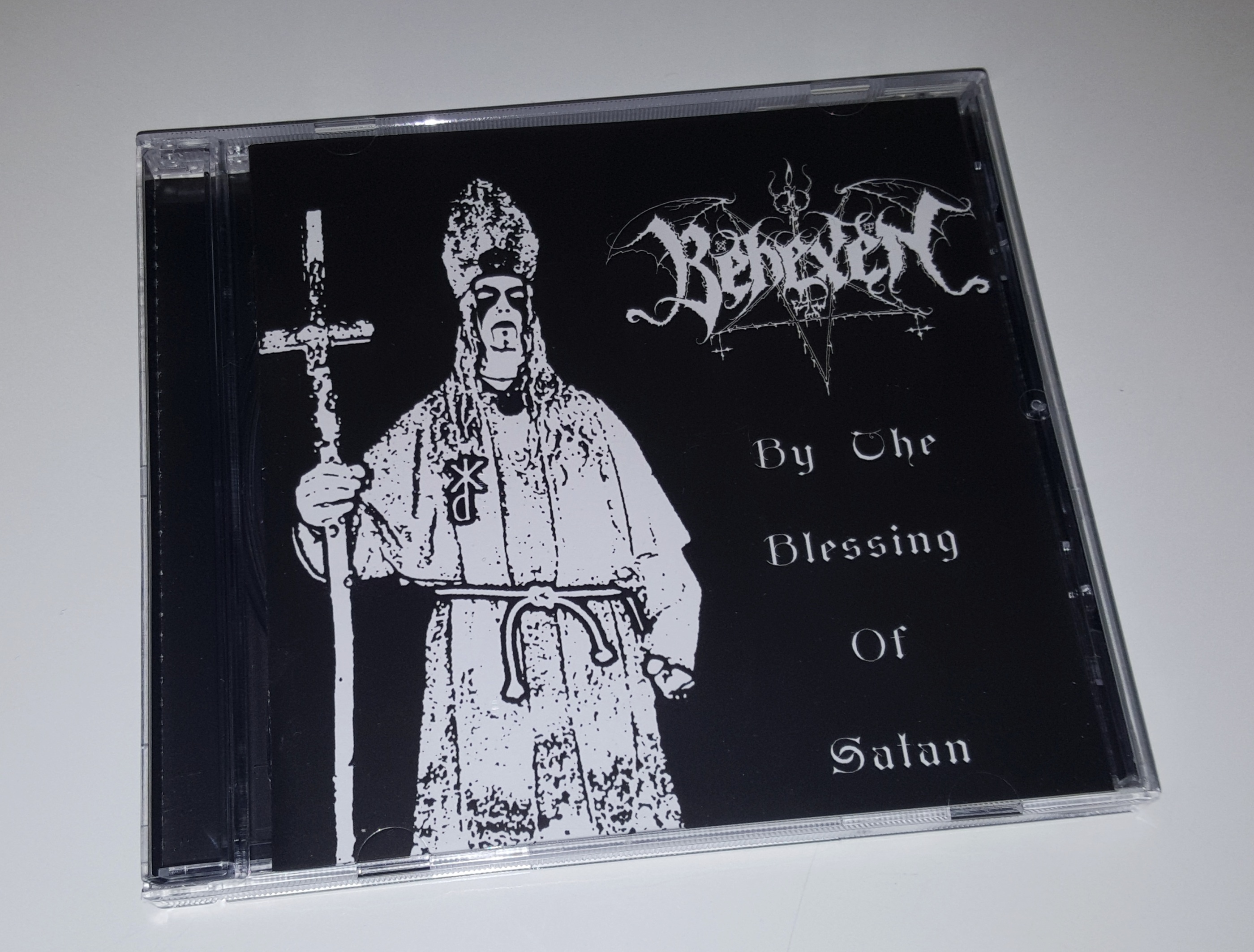 BEHEXEN - By The Blessing of Satan CD