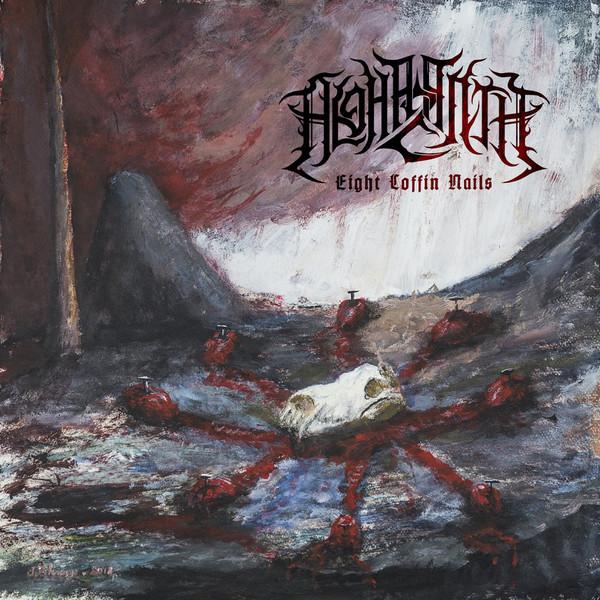 ALGHAZANTH - Eight Coffin Nails CD & DLP