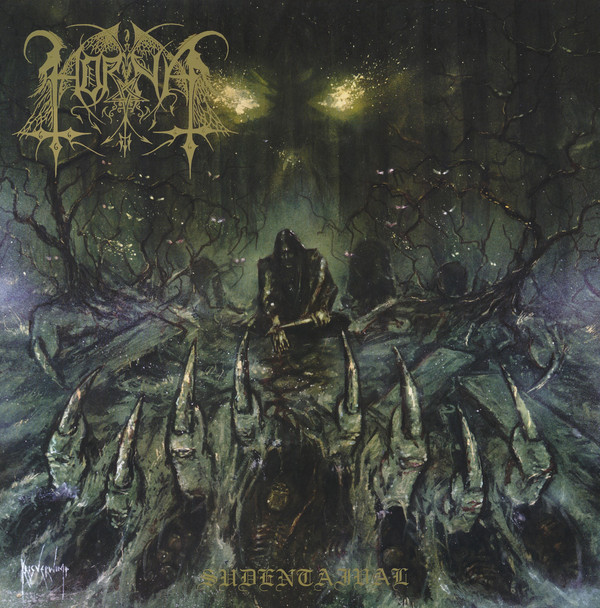 HORNA - Sudentaival CD