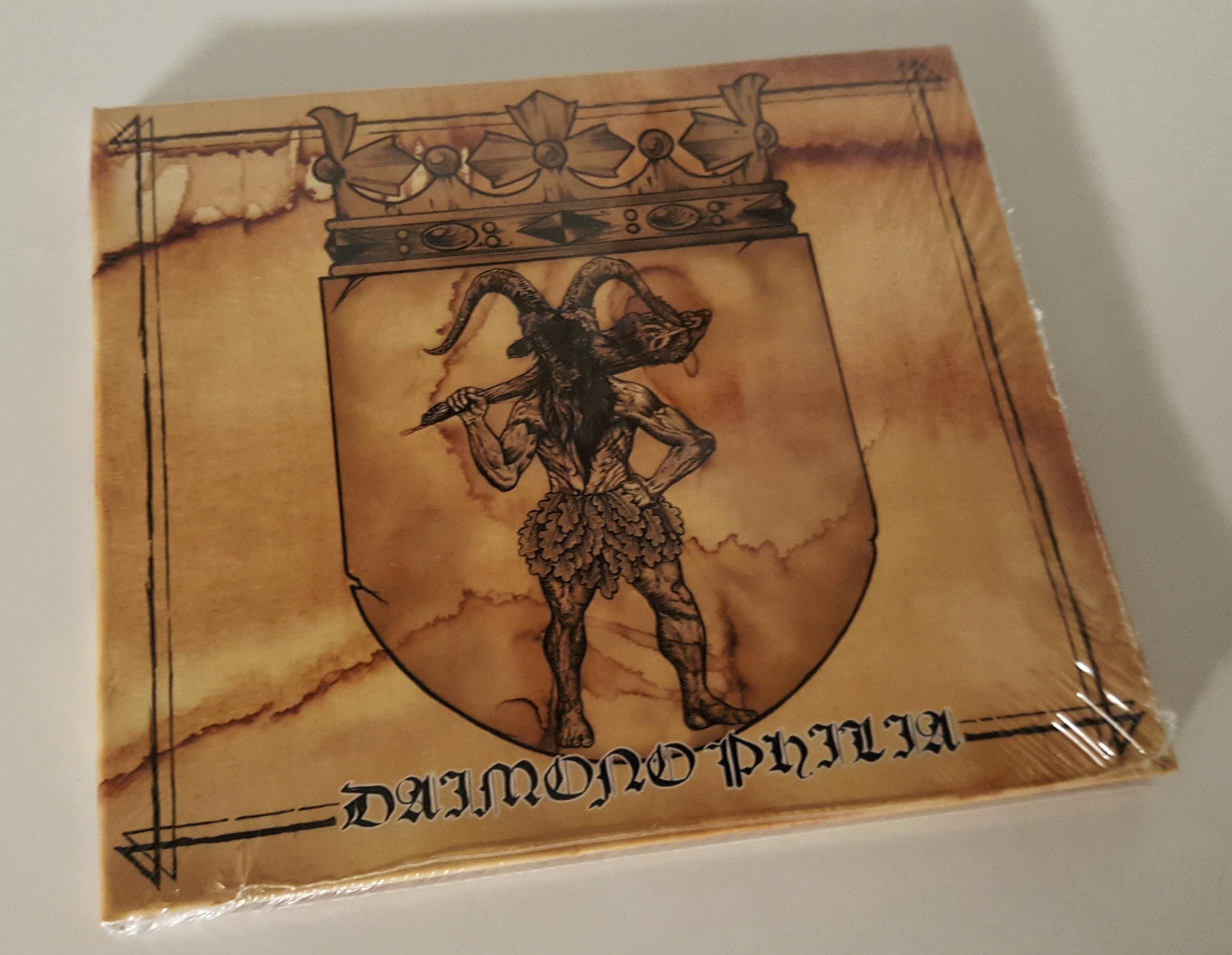 "LORD OF PAGATHORN - Daimono Philia CD & 12""LP"