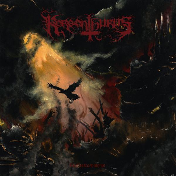 """KORGONTHURUS - Kuolleestasyntynyt CD &12""""LP"""