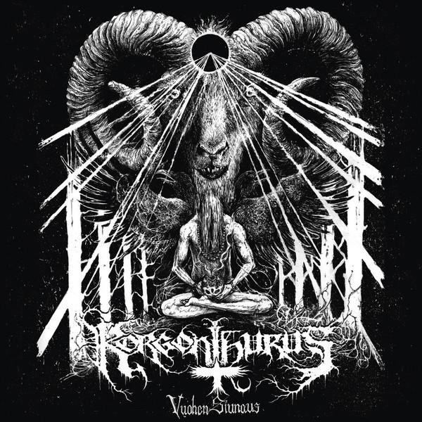 "KORGONTHURUS - Vuohen Siunaus CD & 12""LP"