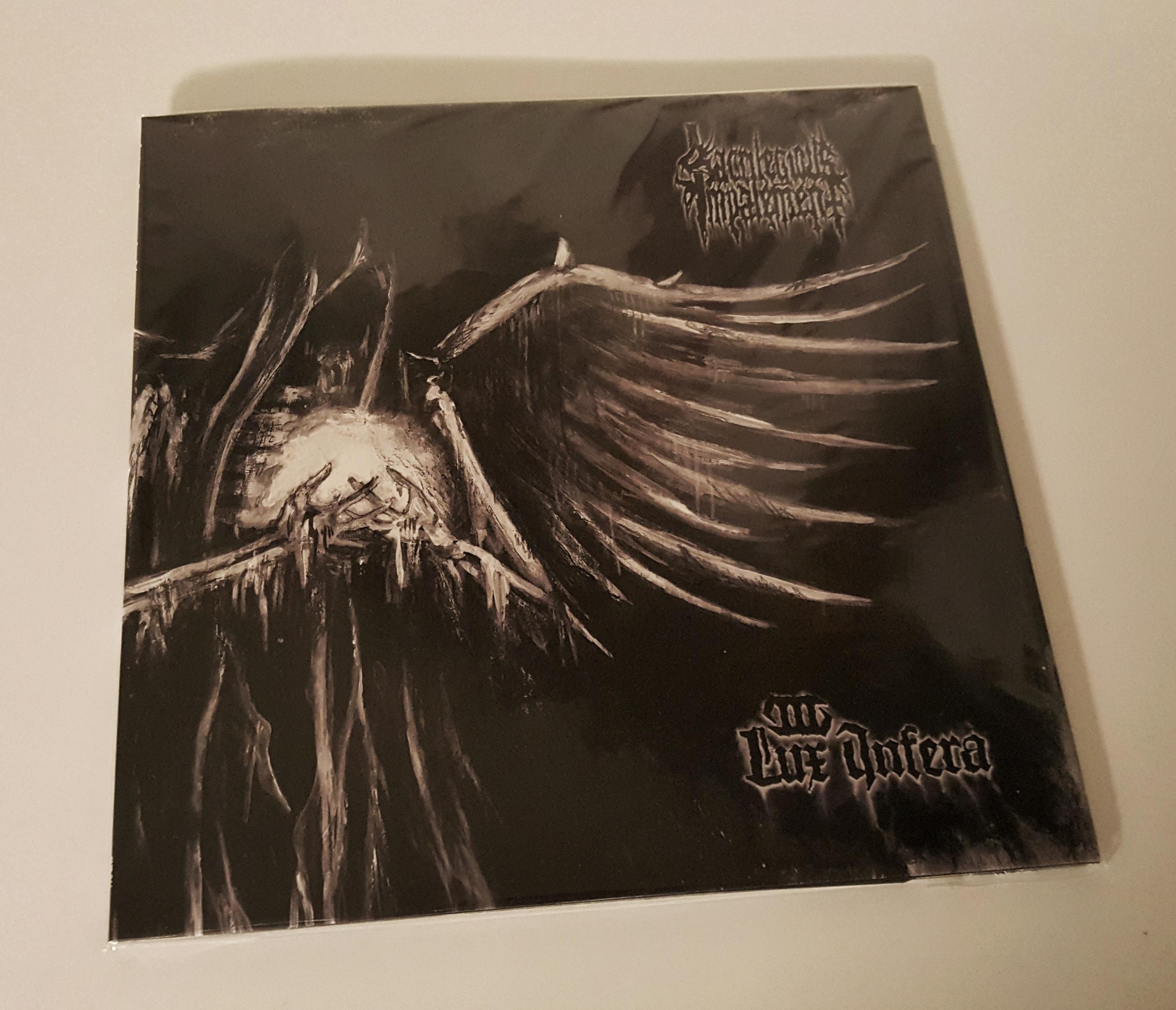 """SACRILEGIOUS IMPALEMENT – Lux Infera 12"""" LP"""
