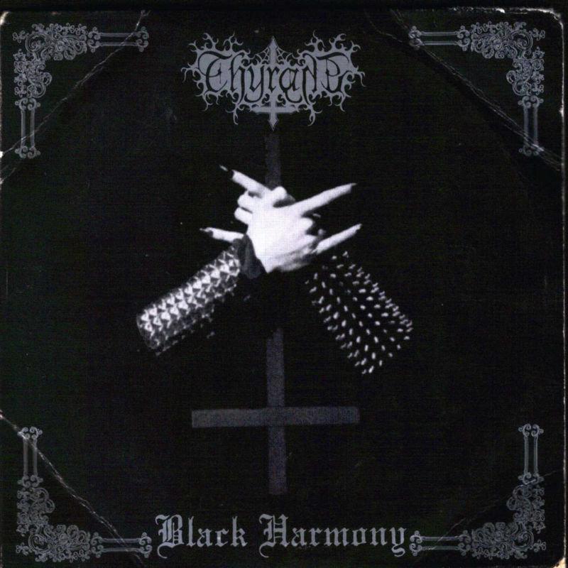 "THYRANE – Black Harmony CD & 12""LP"