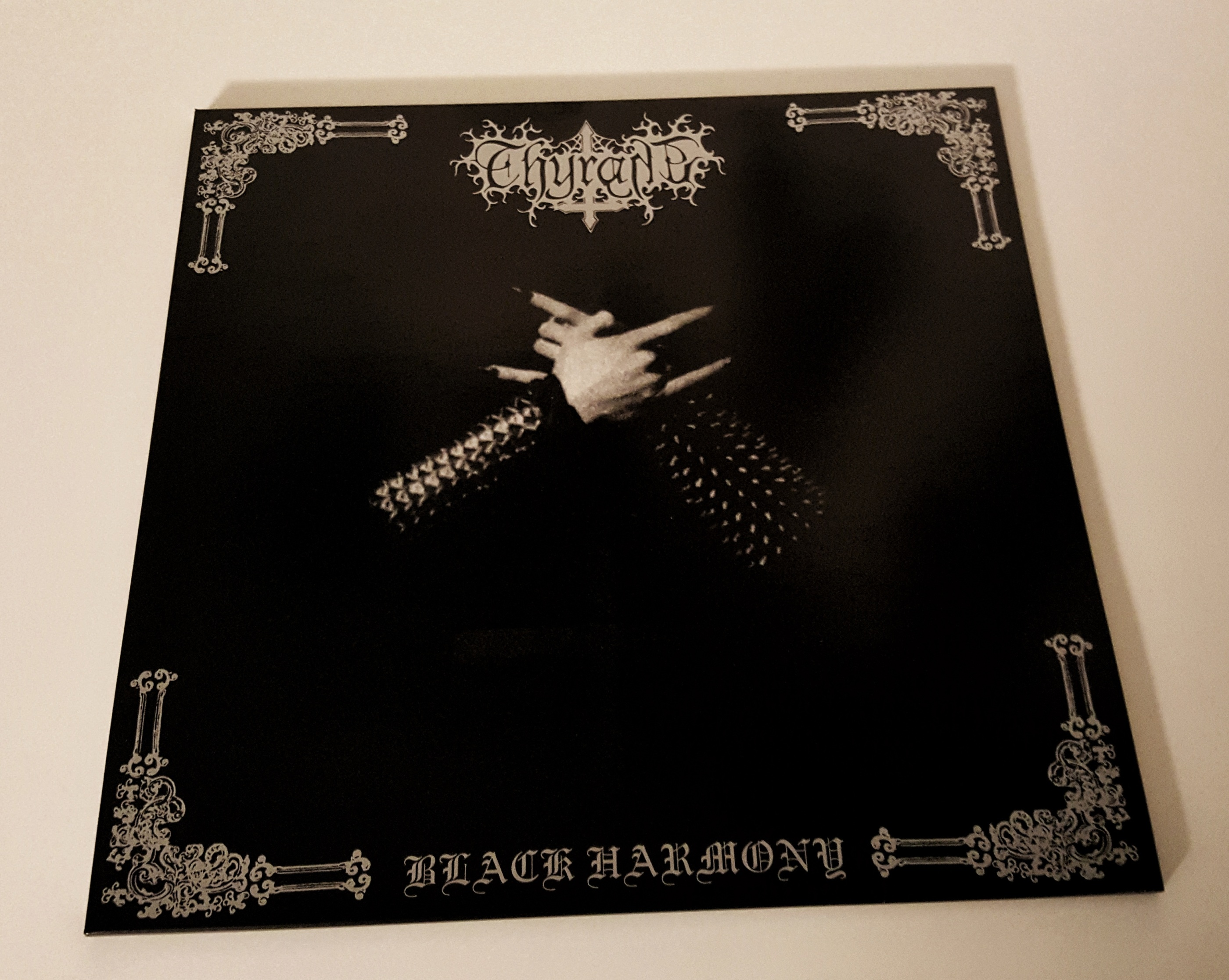 "THYRANE – Black Harmony 12"" LP"