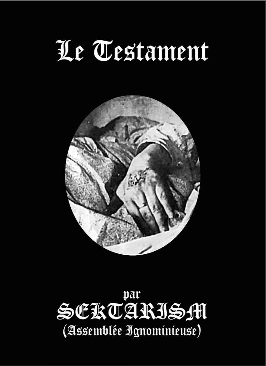 SEKTARISM -Le Testament