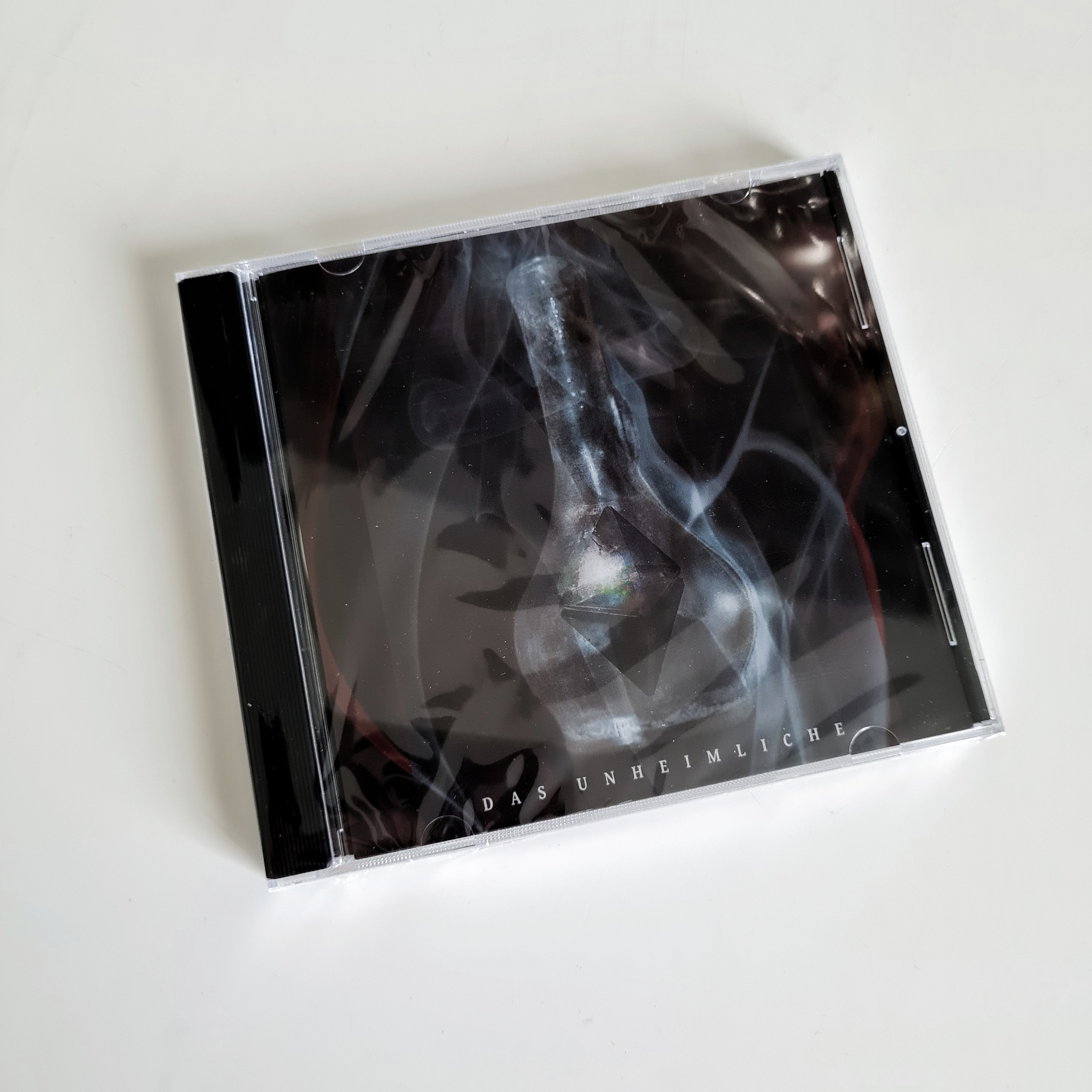 BATHORY LEGION / HERMANN KOPP – Das Unheimliche CD