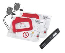 CHARGE-PAK med 2 par elektroder