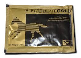 electrolyte gold påse