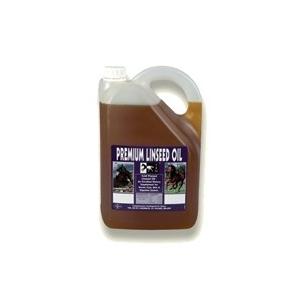 Linseed Oil - Linseed Oil 4,5 l