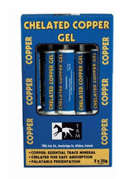 Chelated Copper Gel - Chelated Copper Gel 5x35 g
