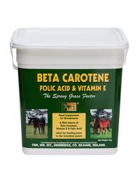 Beta Carotene,Folic Acid & Vitamin E - Beta Carotene;Folic Acid & Vitamin E 3 kg