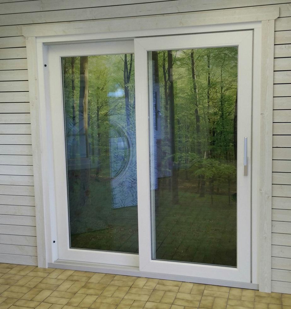Fönsterdörrar & skjutdörrar   AlfaFönster