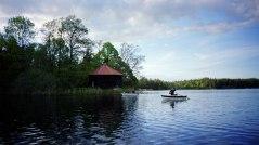 Fiske vid Bränneriet, Grönskogssjön
