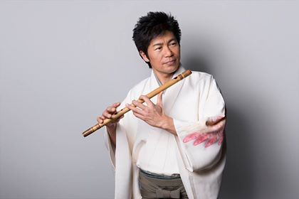 Yasukazu Kano supports SwedenTaiko