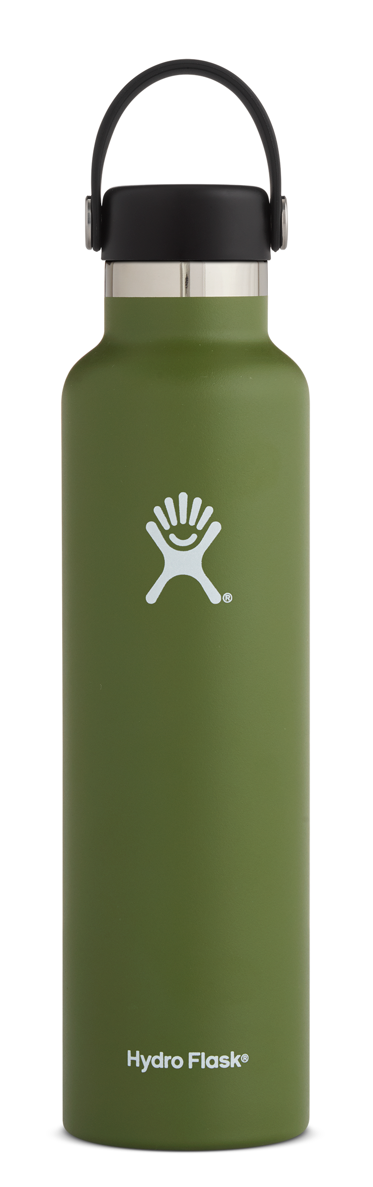 Hydro-Flask-24-oz-Standard-Mouth-Olive