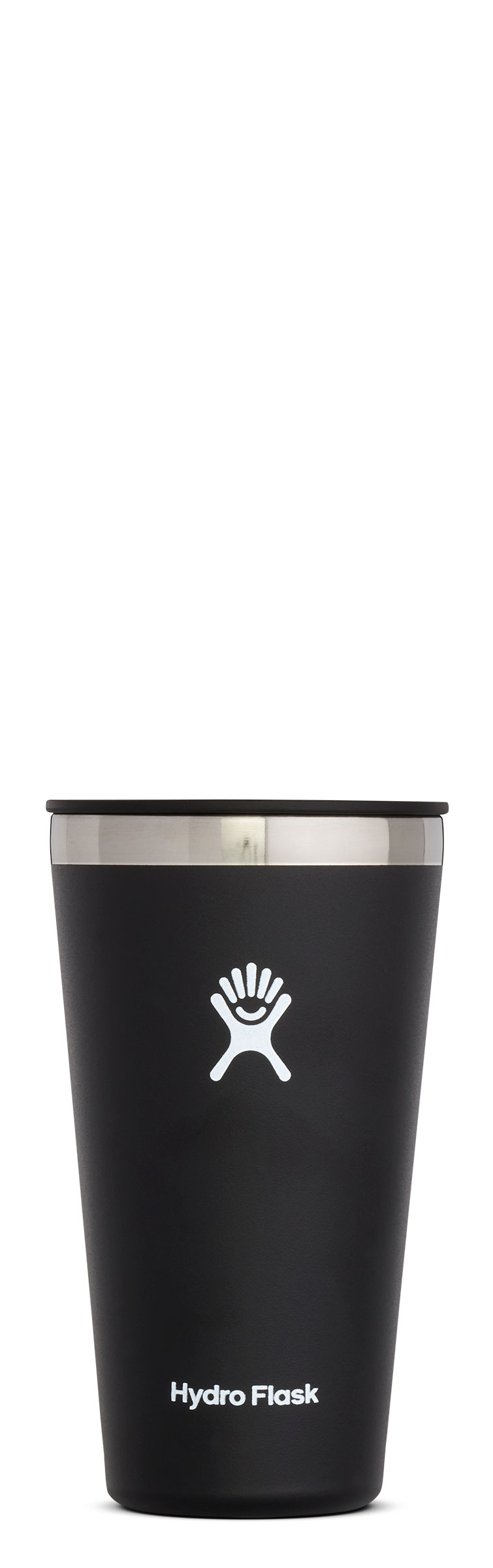 Hydro Flask 16 oz Tumbler Black
