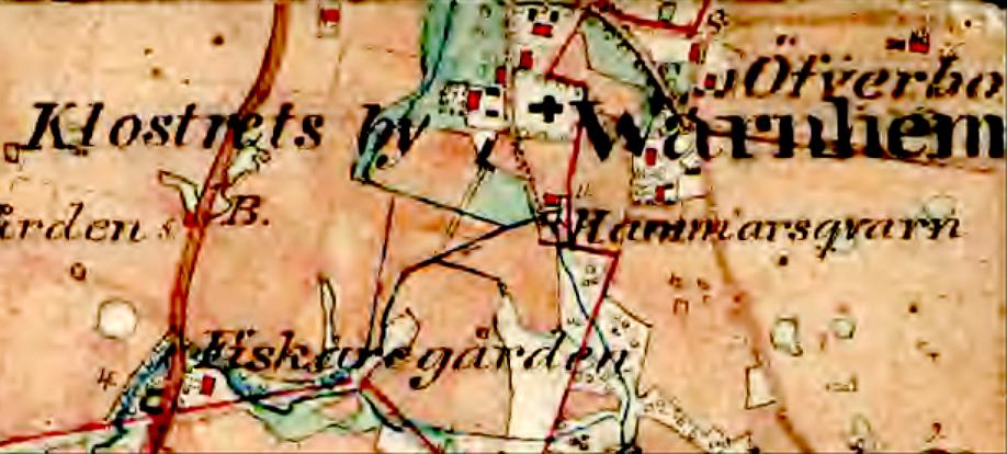 venngarns slott karta B. 1 Sörgården Nr 11 * | Varnhems Historia venngarns slott karta