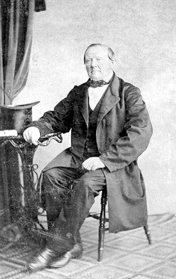 Fotograf Frigell, Josefina Matilda (1832 - 1911)