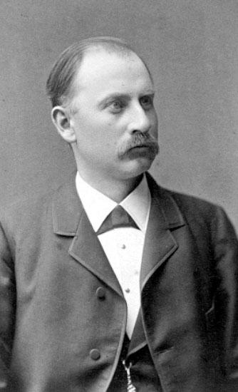 Ernst Theodor Jungner, född 23 februari 1845 - Digitalt Museum