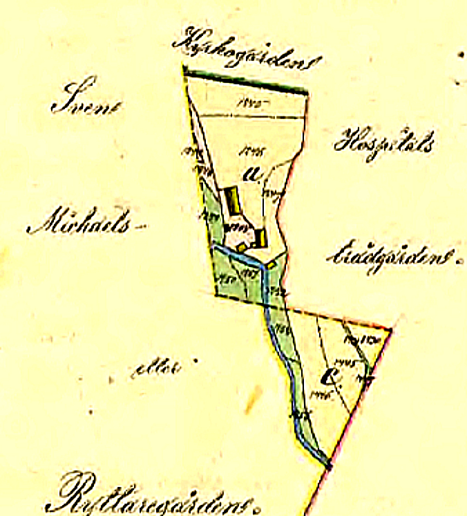 Hammars kvarn 1885