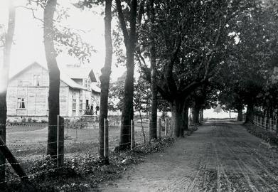 Klosterdahl 1892 - fotograf Ludvig Ericson, Skövde